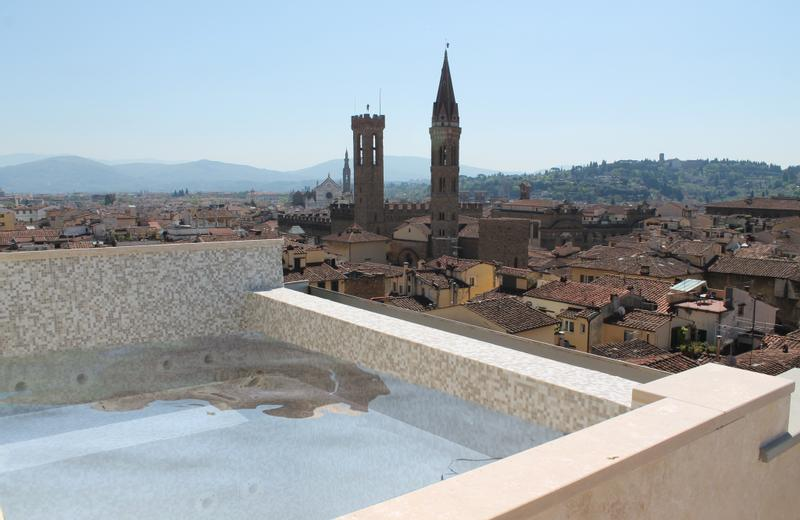 Donati Luxury Tower | Florence | Sensational Rooftop